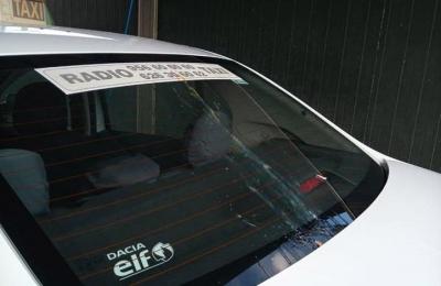 Taxistas de Algeciras se niegan a ir a Los Barrios