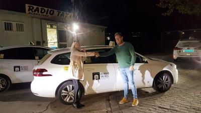 Radio Taxi Algeciras y Un Siglo Sin Tren