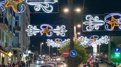 Radio Taxi Algeciras en Navidad