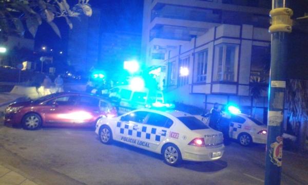 Interceptados dos Taxis piratas en Algeciras